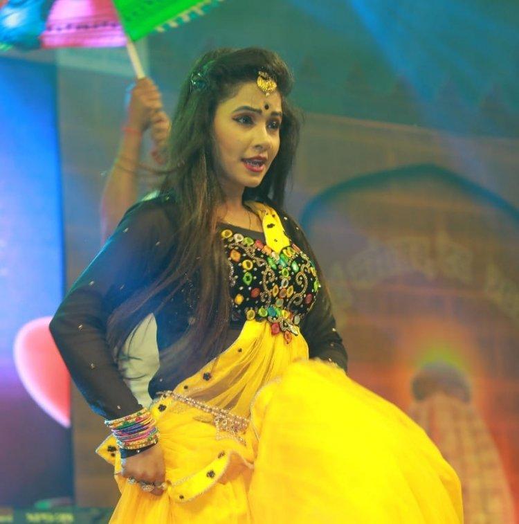 Bhojpuri Actress त्रिशाकर मधु का MMS वीडियो वायरल,   गुस्से से आगबबूला